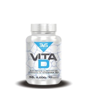 VITAMINA VITA D - 3VS Nutrition | 75 cápsulas