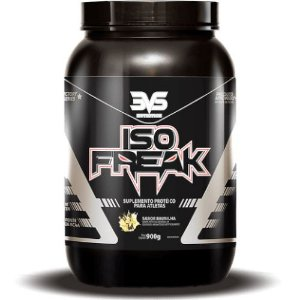 WHEY PROTEIN ISOFREAK - 3VS Nutrition | 900 gramas
