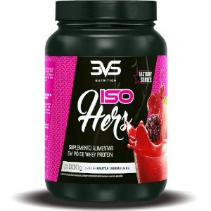 WHEY PROTEIN ISO HERS - 3VS Nutrition | 900 gramas
