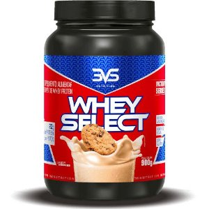 WHEY PROTEIN SELECT - 3VS Nutrition | 900 gramas