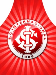 Avental Churrasco Inter