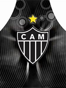 Avental Churrasco Atletico Mineiro