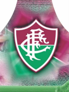 Avental Churrasco do Fluminense