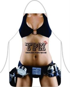 Avental TPM