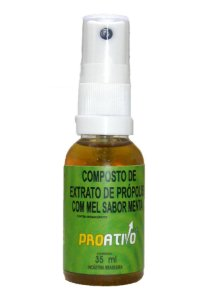 Própolis Spray Mel e Menta 35 ml