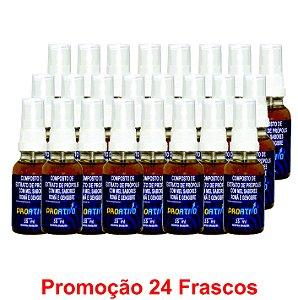 PROMOÇÃO 24 Própolis Spray Romã e Gengibre  35 ml