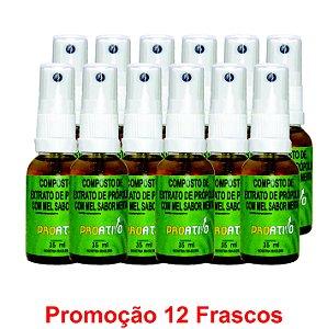 PROMOÇÃO 12 Própolis Spray Mel e Menta 35 ml