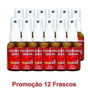 PROMOÇÃO 12 Própolis Spray Sem Álcool 35 ml