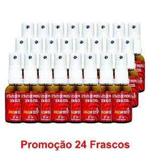 PROMOÇÃO 24 Própolis Spray Sem Álcool 35 ml