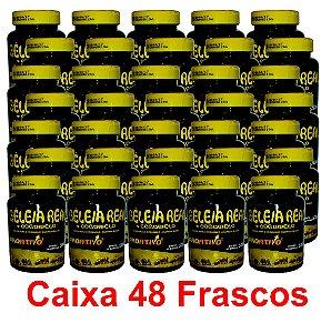 PROMOÇÃO 48 Geleia Real Liofilizada + Cogumelo do Sol - 60 Capsulas