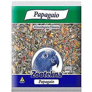 Alimento Para Papagaio Mix De Sementes Zootekna 400g
