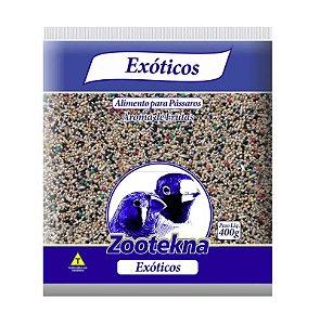 Alimento Para Exoticos Mix De Sementes Zootekna 500g