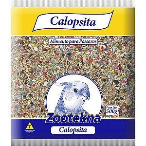 Alimento Para Calopsita Mix De Sementes Zootekna 500g