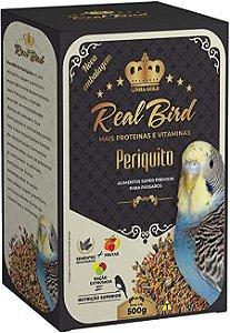 Alimento Para Periquito Real Bird Zootekna 500g