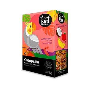 Alimento Extrusada Com Frutas Para Calopsita Tropical Bird 350g