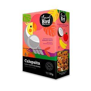 Alimento Extrusada Com Frutas Para Calopsita Tropical Bird 700g