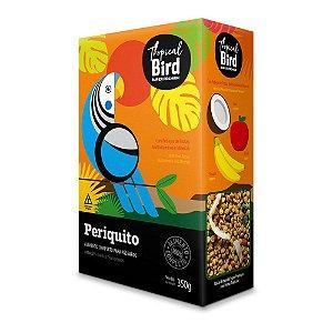 Alimento Extrusada Com Frutas Para Periquito Tropical Bird 350g