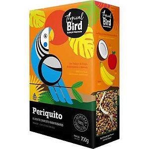 Alimento Extrusada Com Frutas Para Periquito Tropical Bird 700g