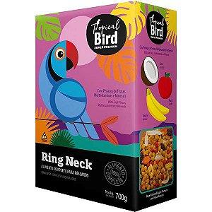 Alimento Extrusada Com Frutas Para Ring Neck Tropical Bird 700g