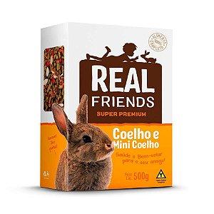 Ração Para Coelhos Real Friends Zootekna 500g