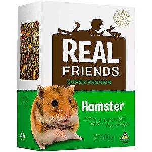 Ração Para Hamster Real Friends Zootekna 500g
