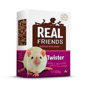 Ração Para Twister Real Friends Zootekna 500g