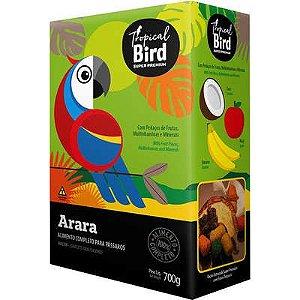 Alimento Extrusada Com Frutas Para Arara Tropical Bird 700g
