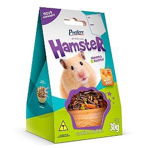 Alimento Tortinha Para Hamster Prefere 30g