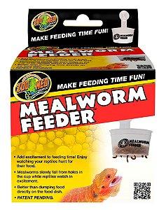 Zoo Med Alimentador De Tenebrios Mealworm Feeder