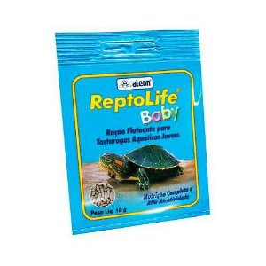 Alimento para Tartarugas Alcon ReptoLife Baby  - 10g