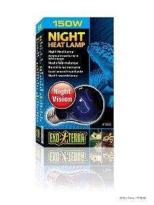 Lampada de Aquecimento Noturno Para Répteis Exo Terra Night Heat Lamp