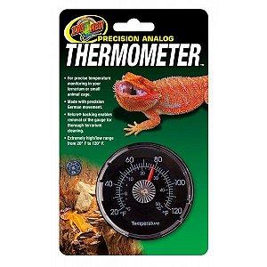Termômetro Analógico Para Répteis Zoo Med