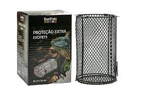 Proteção Extra Para Lampadas de Repteis