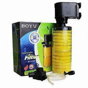 Filtro Interno Boyu Sp-1000II 300l/h Com Bomba Submersa 110