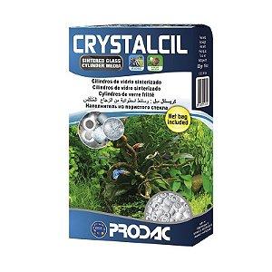 Midia Filtrante Prodac (Cilindros De Vidro) Crystalcil 500G (1L)