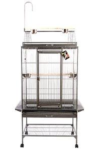 Viveiro Para Pássaros 82X57X176 cm
