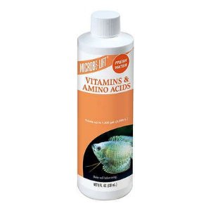 Mistura de Micronutrientes Microbe Lift Freshwater Vitamins e Amino Acids