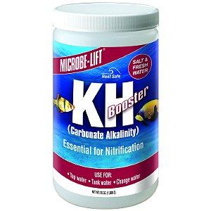 Condicionador de Carbonato Microbe Lift Kh Bio Actived Booster para Áquarios