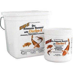 Removedor de amônia Microbe Lift Ammonia Remover Dry 454GR