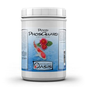 Removedor De Fosfato Seachem Pond Phosguard
