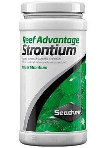 Suplemento de Estrôncio Seachem Reef Advantage Strontium
