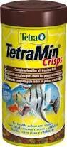 Ração para Peixes Tropicais Tetra Tetramin Crisps 22g