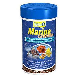 Ração Para Peixes Marinhos Tetra Marine Granules