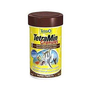 Ração Para Peixes Tropicais Tetra Tetramin Granules 40g