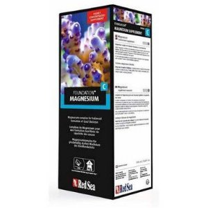 Suplemento Red Sea Rcp Foundation C Magnesium (mg)