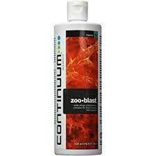 Complexo Nutritivo de Plancton Zooplankton Continuum Zoo Blast 250ml