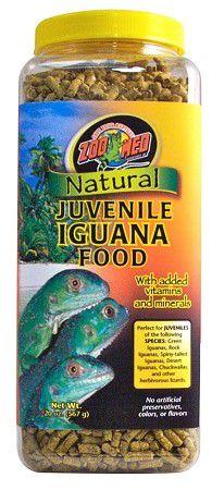 Alimento Para Iguana Zoo Med Juvenile Iguana Food 567G