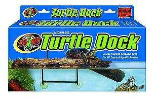 Deck Para Aquaterrário Tartaruga  Plataforma Zoo Med Turtle Dock