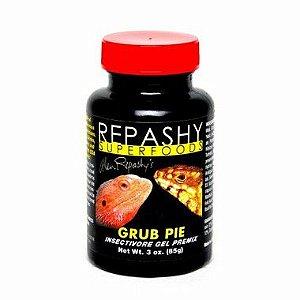 Alimento Para Répteis Insetívoros e Onívoros Repashy Grub Pie