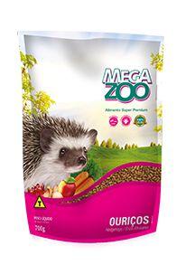 Alimento Para Ouriço Megazoo 700g